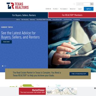 Texas REALTORS® – The Voice of Texas Real Estate