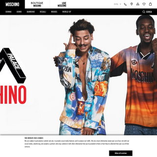 Moschino - Moschino Official Online Shop