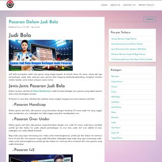Poker, Casino, Sbobet, Togel, Judi Bola - Blog Judi