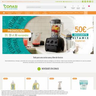 Conasi - Especialistas en Cocina Saludable - Conasi