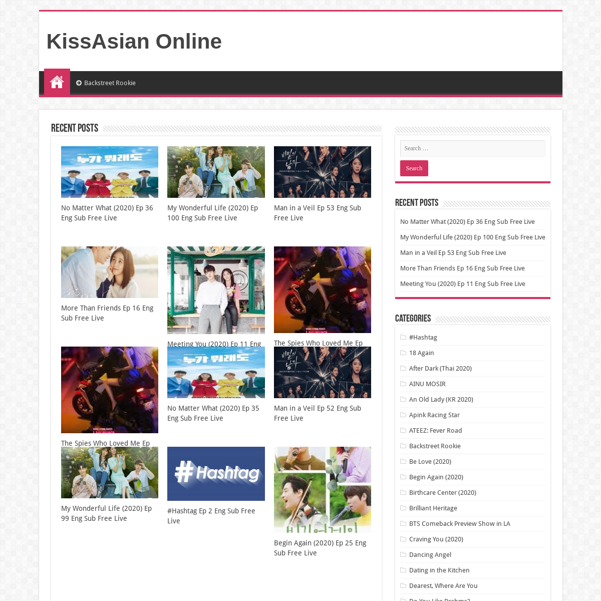 KissAsian Online Eng Sub Watch & Download Korean Dramas Shows