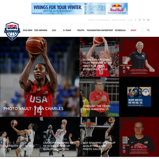 The National Governing Body for Men`s and Women`s Basketball in the United States