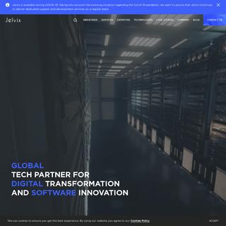 Enterprise Software Development Company - Jelvix