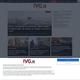 IVG.it - Savona notizie, News in tempo reale