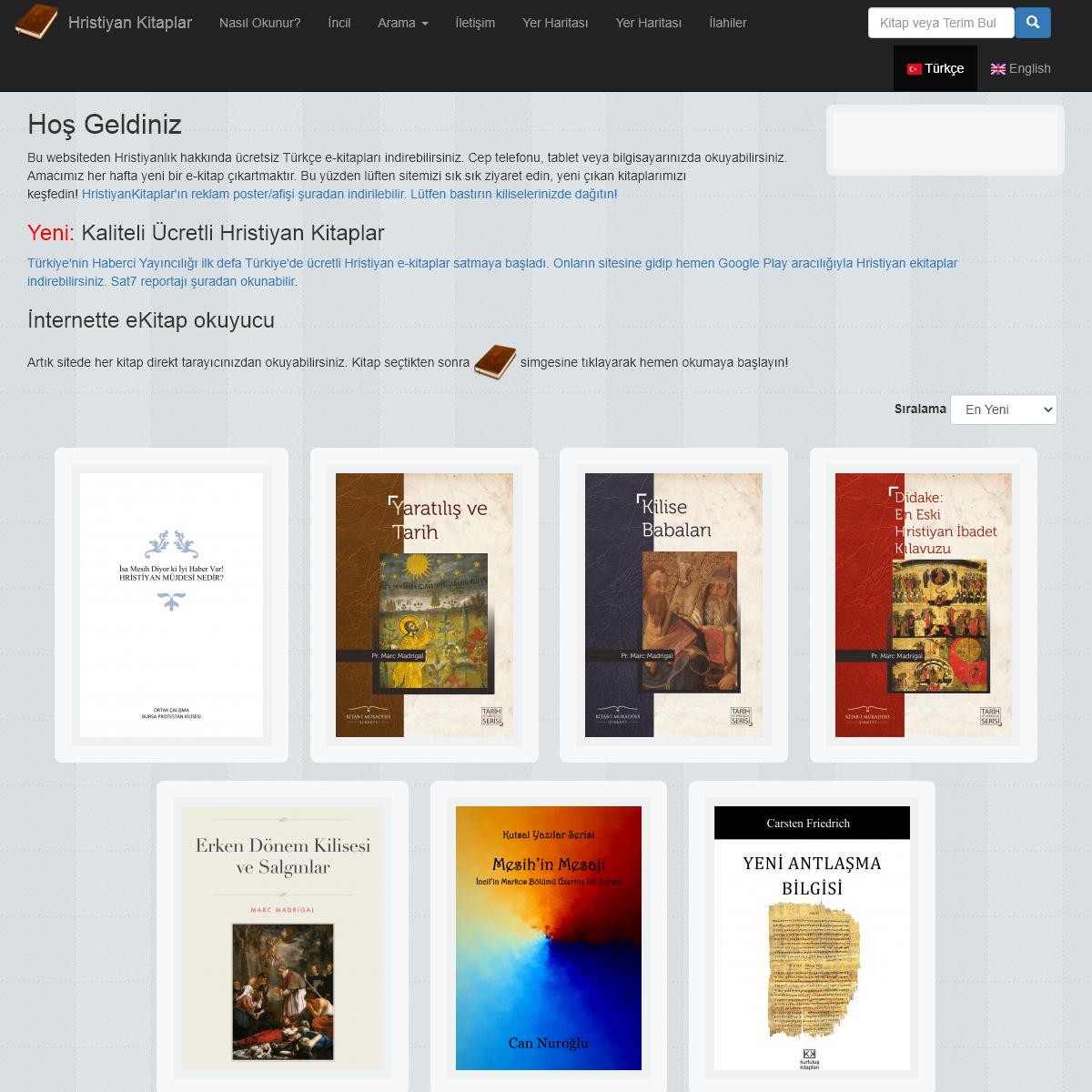 Hristiyan Kitaplar -