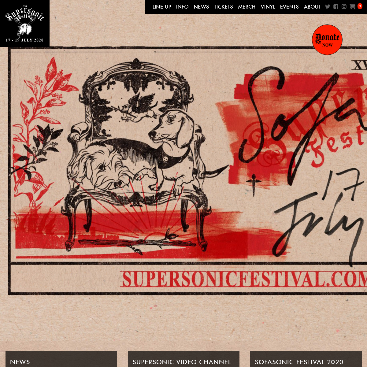 Supersonic Festival – Crafting extraordinary events for adventurous audiences