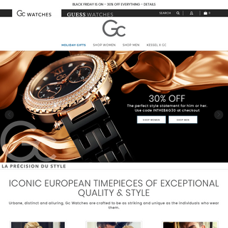 Gc Watches - Guess Watches