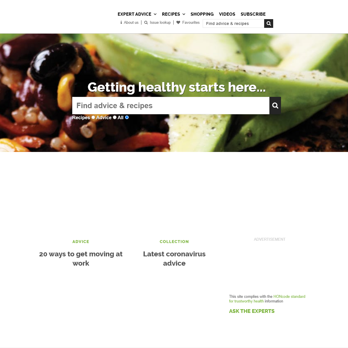 Healthy Food Guide - Delicious recipes and expert diet advice