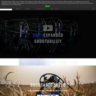 Elite Archery- The World`s Most Shootable Bows for Hunters and Tournament Archers