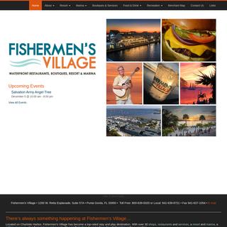 Fishermen`s Village