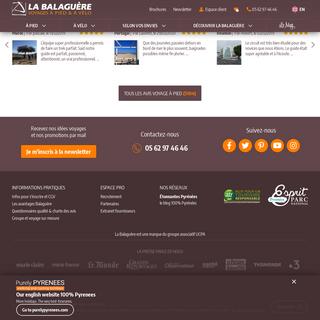 Voyage aventure, Randonnée, Trek - La Balaguère