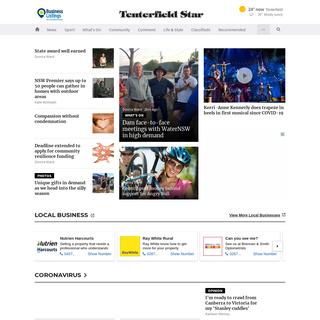 Tenterfield news, sport and weather - Tenterfield Star - Tenterfield, NSW
