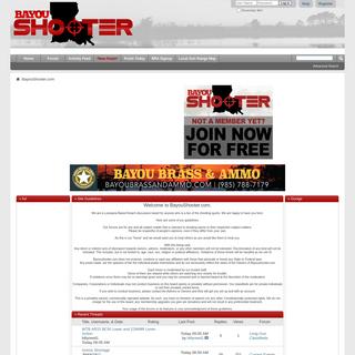 BayouShooter.com