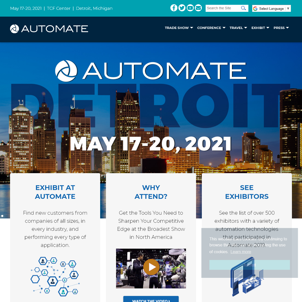 Automate Show