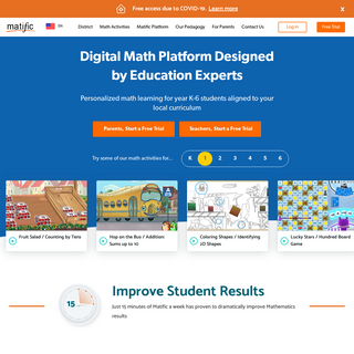 Online mathematics activities, lesson plans and worksheets