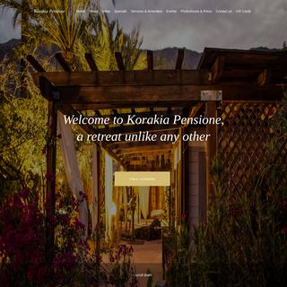 Korakia - Home