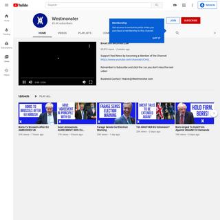 Westmonster - YouTube