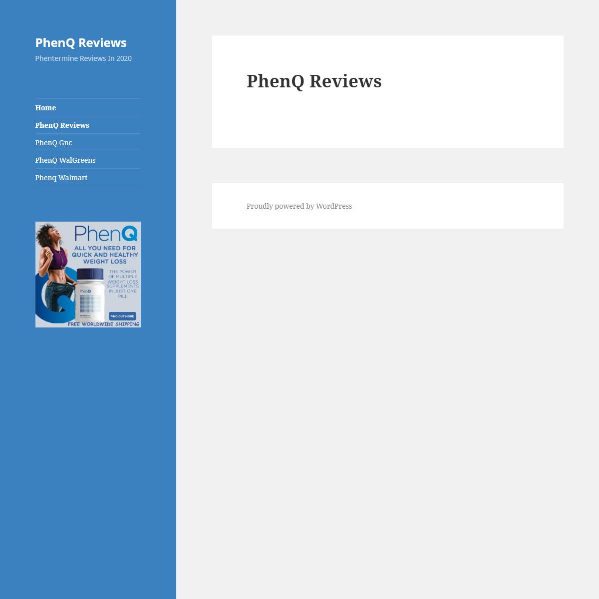 PhenQ Reviews - PhenQ Reviews