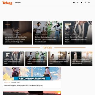 Media Anak Muda yang Terupdate, Informatif dan Menghibur - YuKepo.com