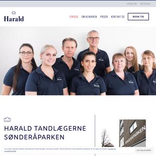 Tandlægerne Sønderåparken – Harald Tandlægerne Sønderåparken – Tandlæge i Vejle