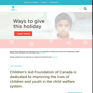 Children`s Aid Foundation of Canada