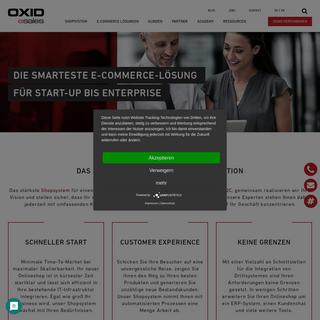 OXID eShop- Das Shopsystem mit Herz und Verstand für Ihr E-Commerce