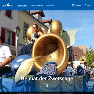 Stadt & Bürger - Stadt Bühl