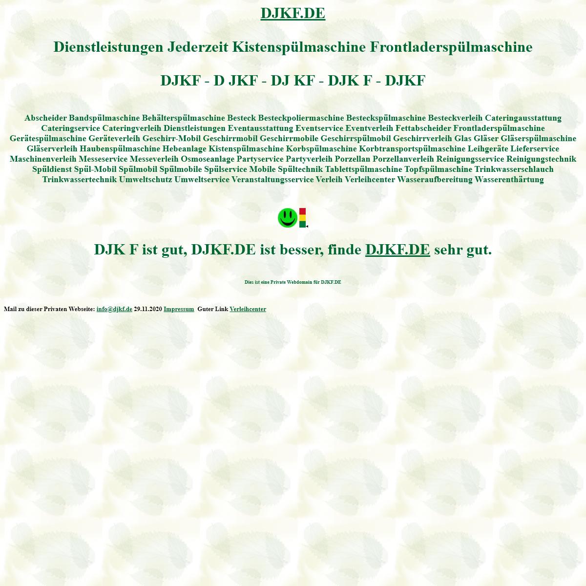 djkf Dienstleistungen Jederzeit Kistenspülmaschine Frontladerspülmaschine Spülmobil Verleih Geschirrmobil Mieten