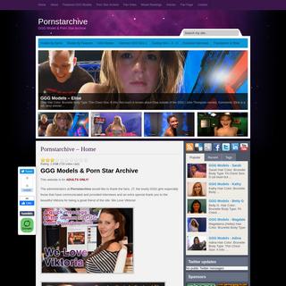 A complete backup of www.pornstarchive.com