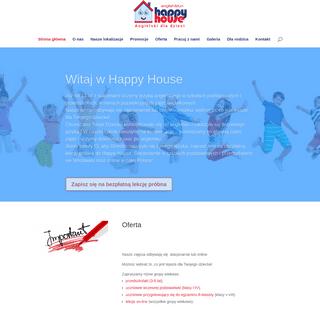 HappyHouse - Język angielski dla dzieci