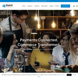 Shift4 Payments - Secure Payment Processing & POS Solutions