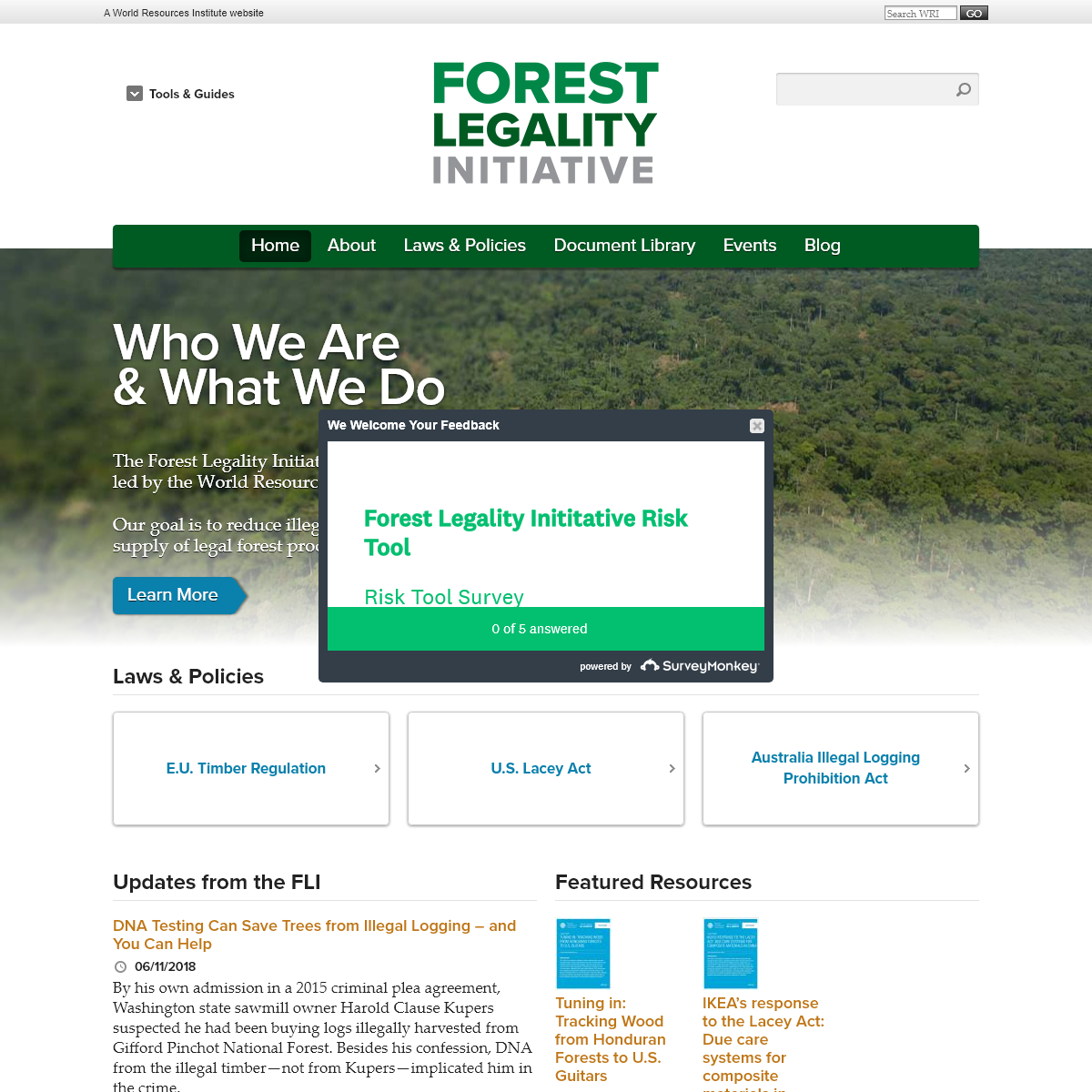 Home - Forest Legality