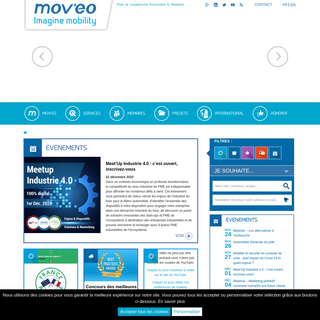 Accueil - Mov`eo - Imagine mobility