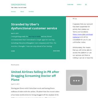 Greensboring - Public Relations - Communications - Marketing