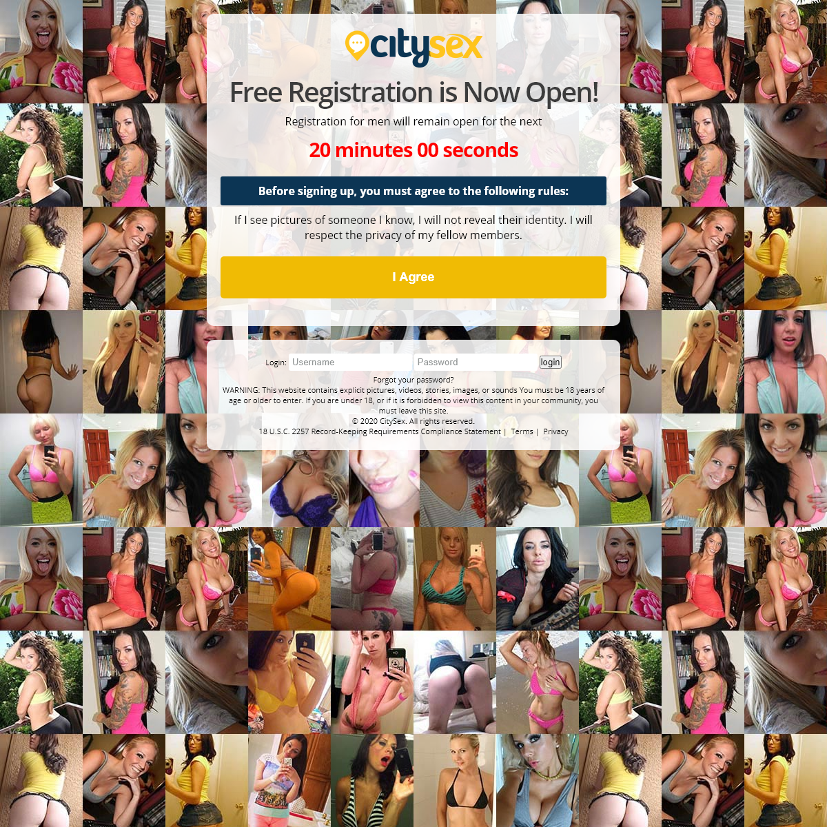 A complete backup of www.www.citysex.com