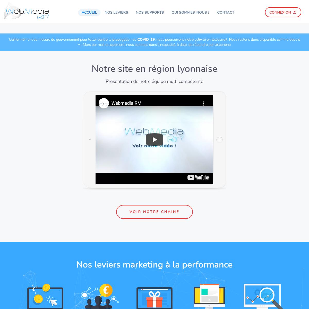 WebMedia RM