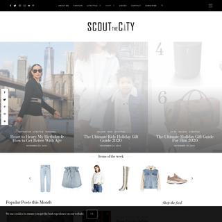 Scout The City - Sai De Silva