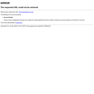 ERROR- The requested URL could not be retrieved