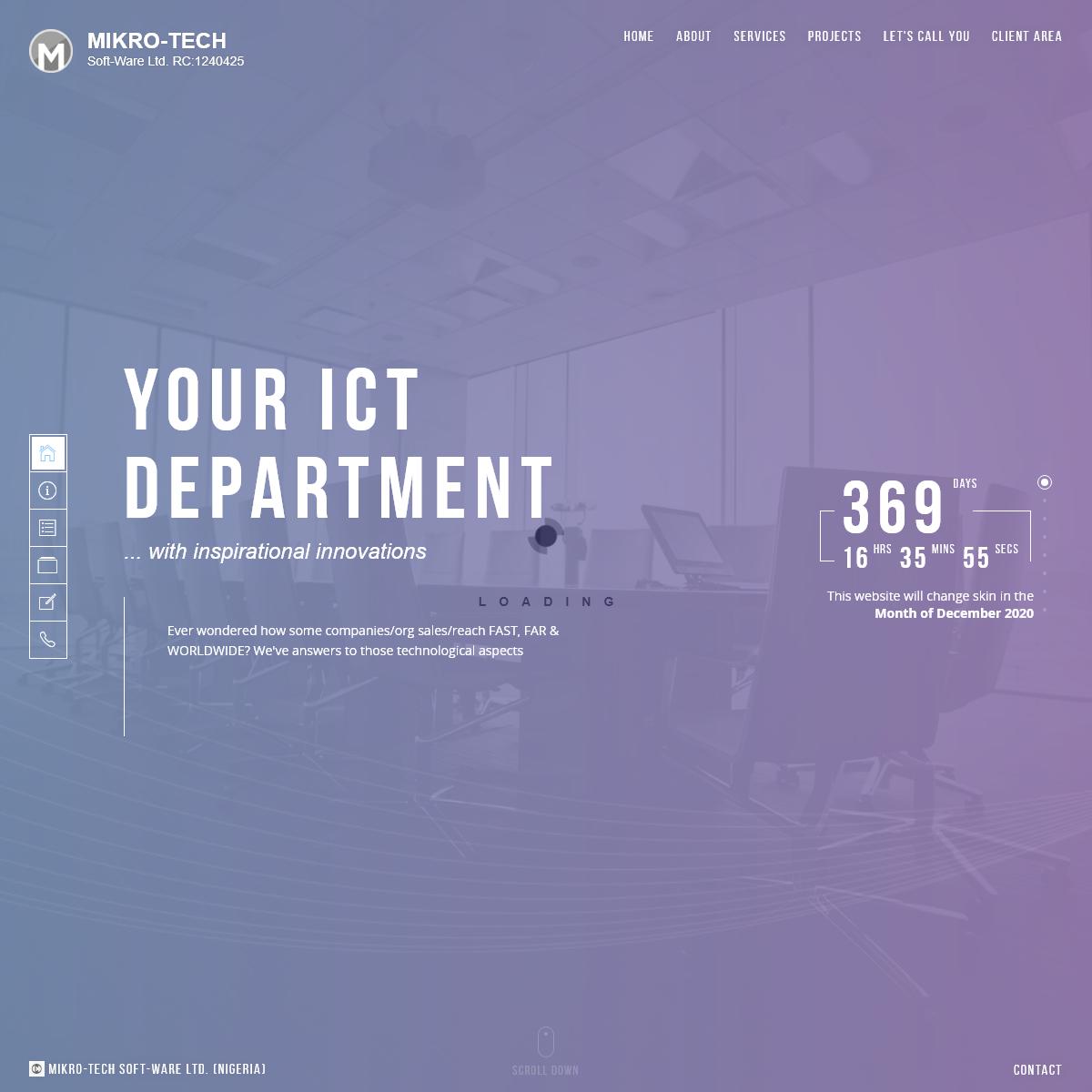 Mikro-Tech - Your ICT Department