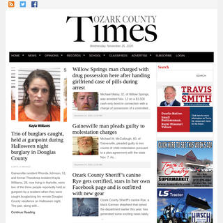 Ozark County Times -