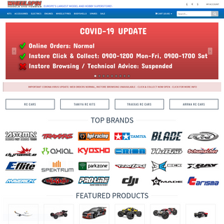 RC Cars and Remote Controlled Cars, Drones, Planes and Helis