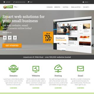 Small Business Web Hosting - Best Web Hosting - HostPapa