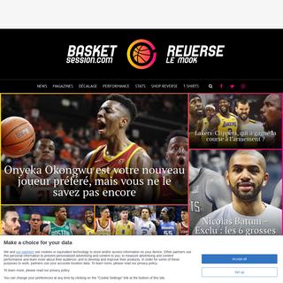 BasketSession.com - Le meilleur de la NBA - news, rumeurs, vidéos, analyses.