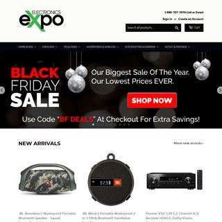 Electronics Expo – electronicsexpo.com