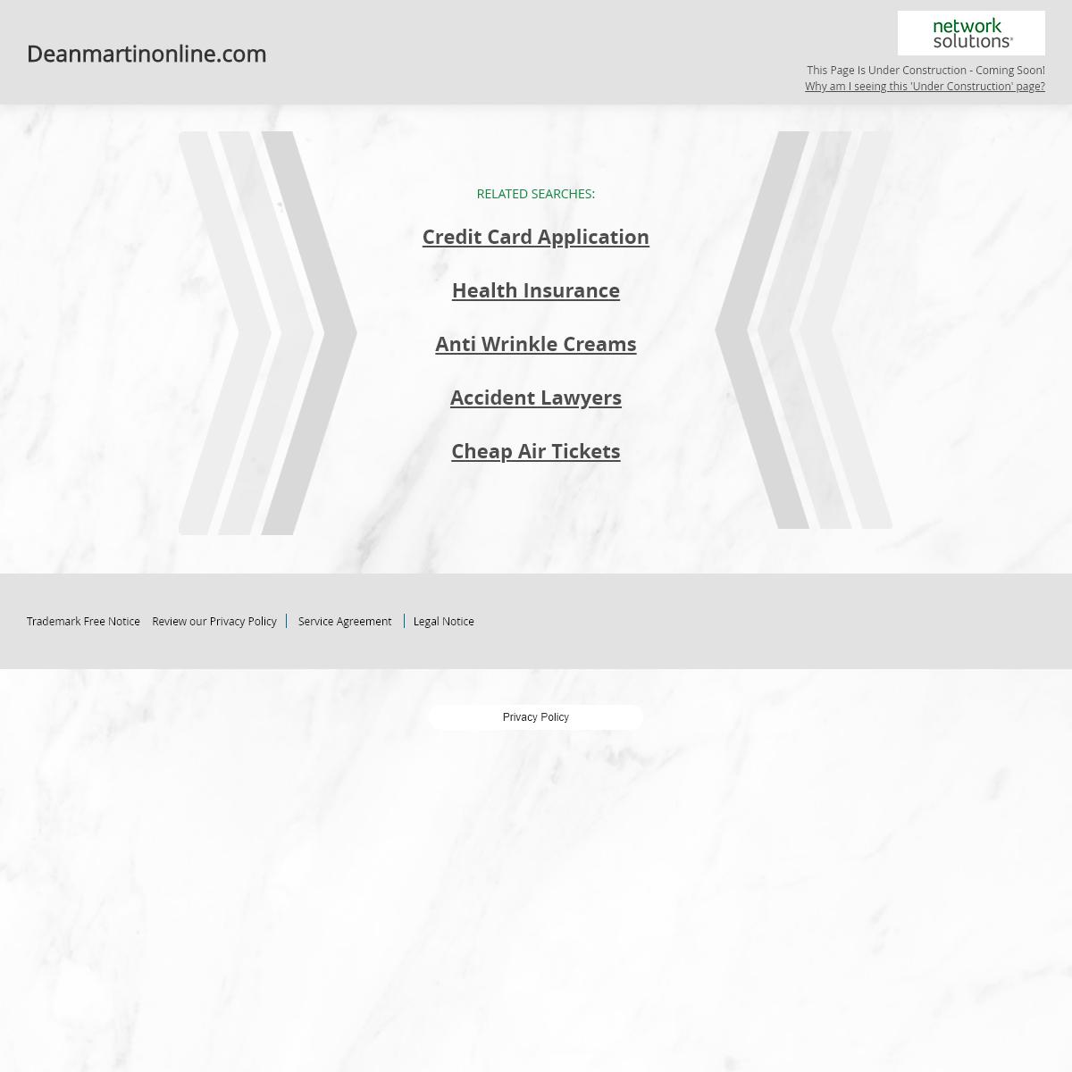 Deanmartinonline.com