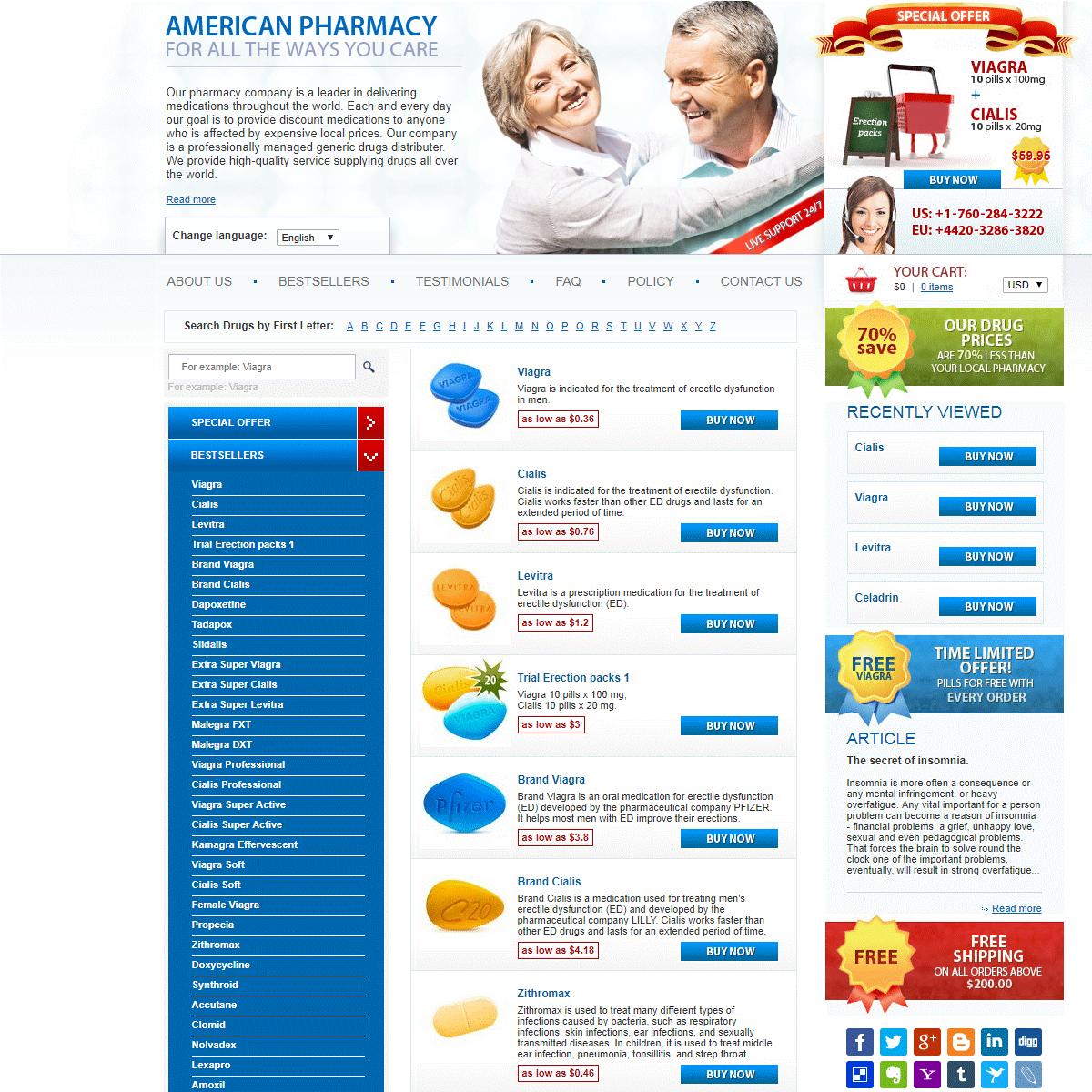 Canadian Pharmacy Online - CANADIAN PHARMACY MALL