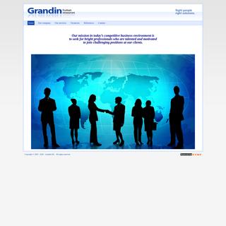 Grandin HR - Jobs in Luxembourg - - - Home