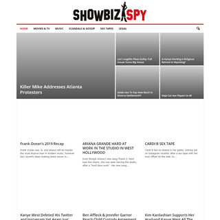 A complete backup of www.www.showbizspy.com