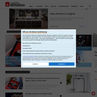 Digitalfernsehen.de - Das führende Portal für digitale Medien und Entertainment - DIGITAL FERNSEHEN