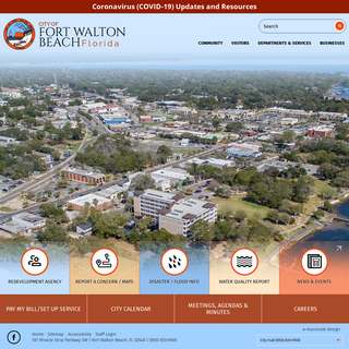 Home Page - Fort Walton Beach Florida